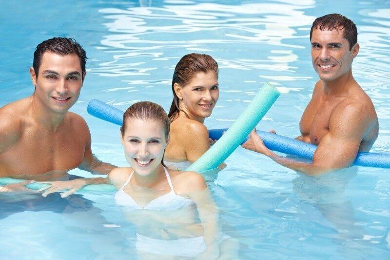 9 motive ca sa faci Aqua Gym
